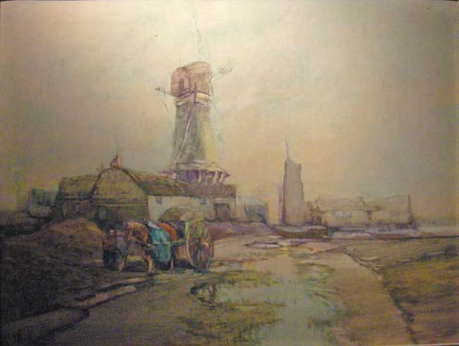 Russborough Com American Painting Van Vreeland